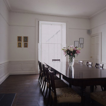 No. 21 Heriot Row: Dining Room